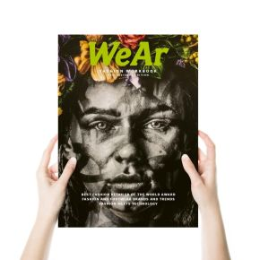 WeAr Mag Cover
